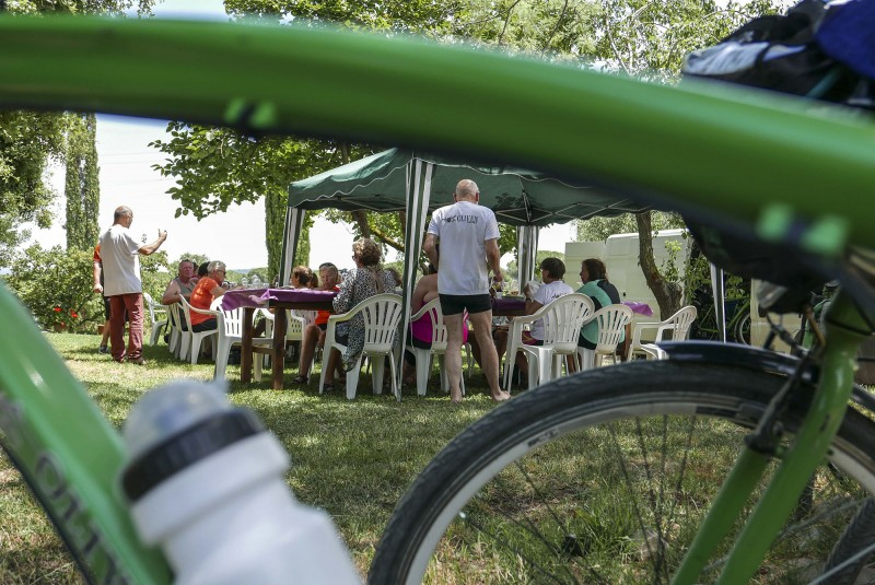 cicloturismo e vino